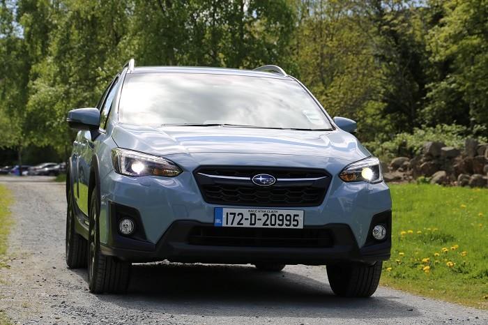 <a href='https://www.carzone.ie/new-cars/Subaru'>Subaru</a>  Ireland