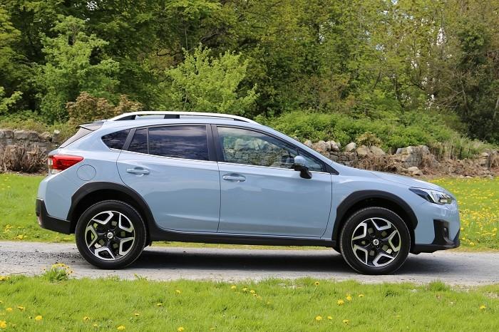 2018 <a href='https://www.carzone.ie/new-cars/Subaru'>Subaru</a>  <a href='https://www.carzone.ie/new-cars/Subaru/XV'>XV</a>