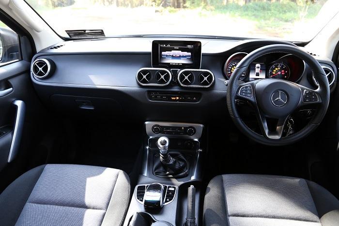 X-Class Interior
