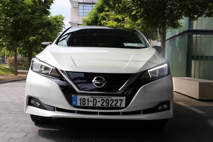 SVE Leaf Nissan
