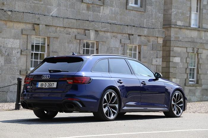 Audi Ireland RS