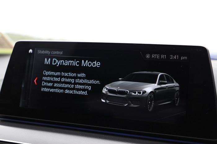 M Dynamic Mode