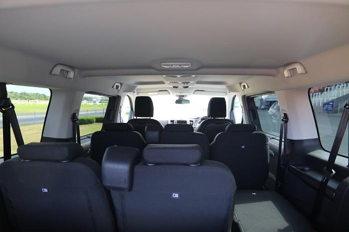 Space Tourer Seats