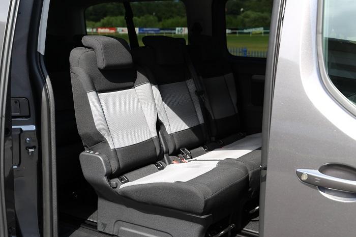 Citroen eight seater