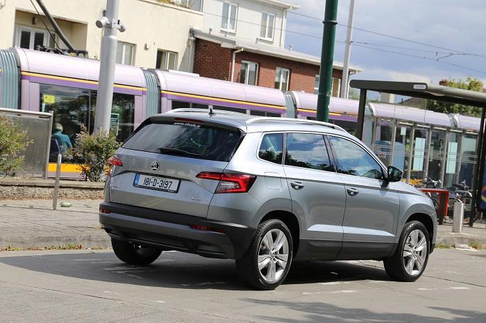 <a href='https://www.carzone.ie/new-cars/Skoda'>Skoda</a>  <a href='https://www.carzone.ie/new-cars/Skoda/Karoq'>Karoq</a>  Ireland