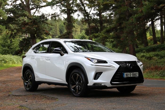 2018 Lexus Nx Suv Review