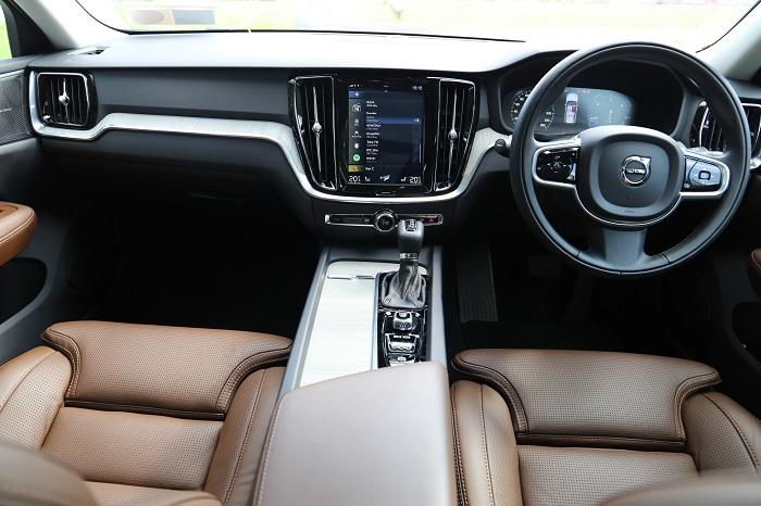 Volvo V60 Interior