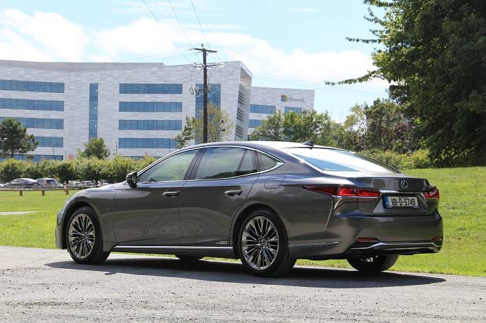 Lexus LS Ireland
