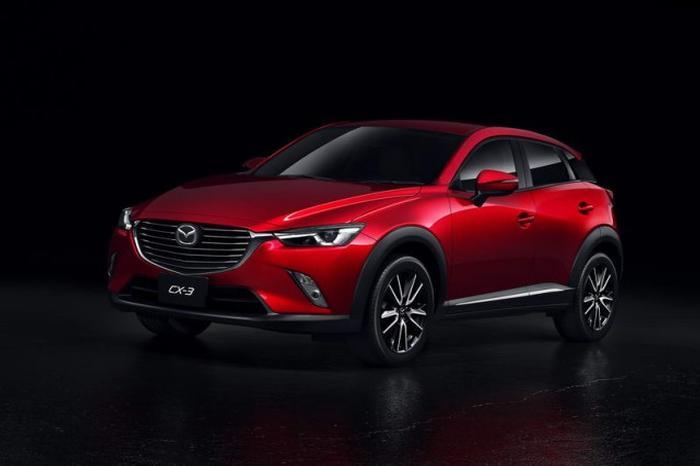 Mazda CX-3 Review