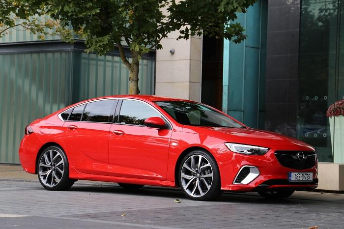 2019 Opel Insignia Review Ireland Carzone