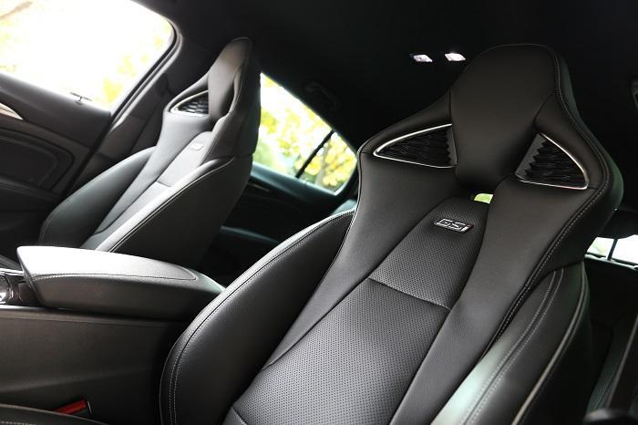 GSi Opel Seats
