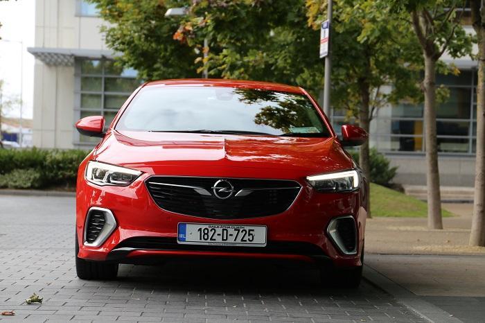 Opel Ireland Insignia