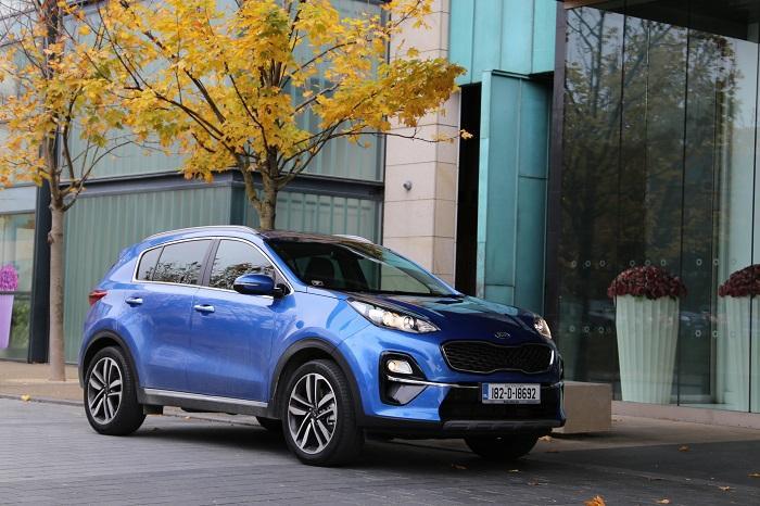2019 Kia Sportage Review Ireland Carzone
