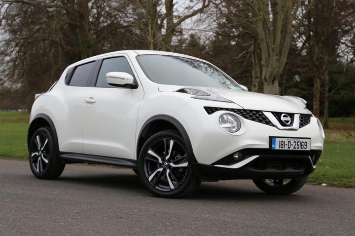 <a href='https://www.carzone.ie/new-cars/Nissan'>Nissan</a>  <a href='https://www.carzone.ie/new-cars/Nissan/Juke'>Juke</a>  Dublin