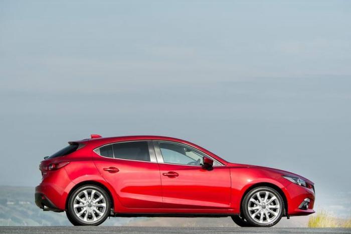 Mazda 3 Review
