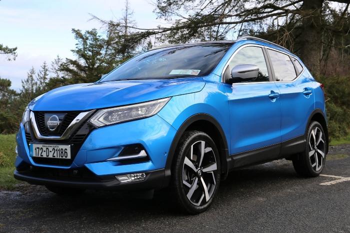 2018 <a href='https://www.carzone.ie/new-cars/Nissan'>Nissan</a>  <a href='https://www.carzone.ie/new-cars/Nissan/Qashqai'>Qashqai</a>