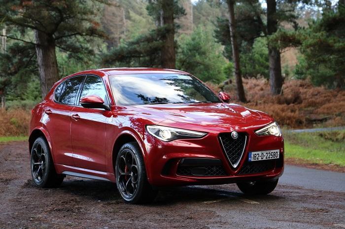 Alfa Romeo Suv >> 2019 Alfa Romeo Stelvio Quadrifoglio Suv Review Ireland