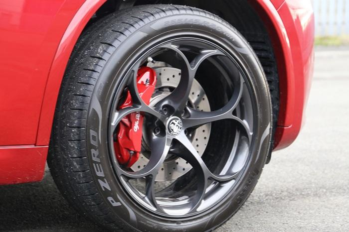 Alfa Stelvio Wheels