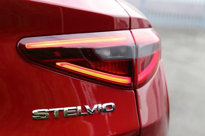 Stelvio Badge