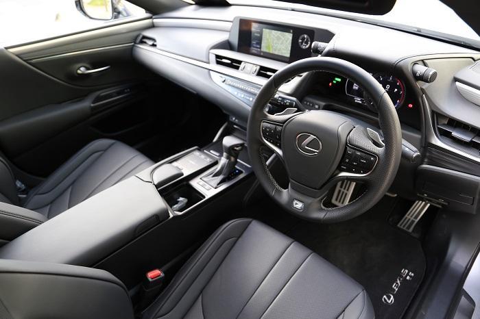 <a href='https://www.carzone.ie/new-cars/Lexus'>Lexus</a>  ES Interior