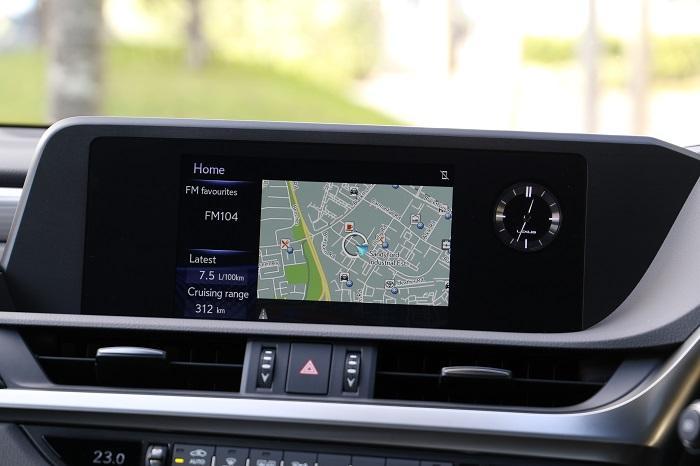 <a href='https://www.carzone.ie/new-cars/Lexus'>Lexus</a>  Infotainment