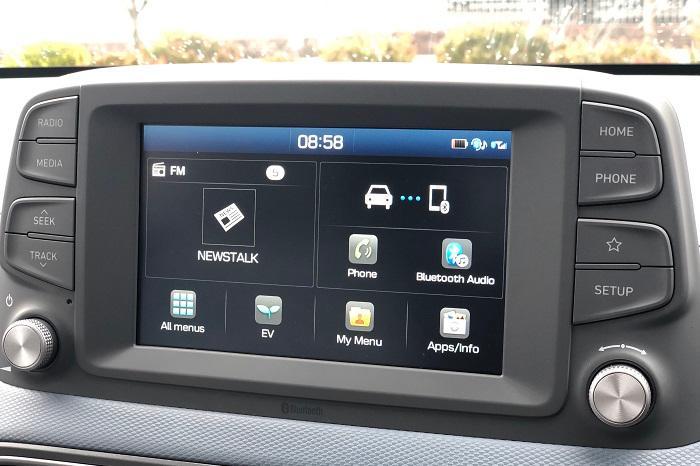 Hyundai Touch Screen