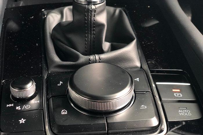 Mazda Controls