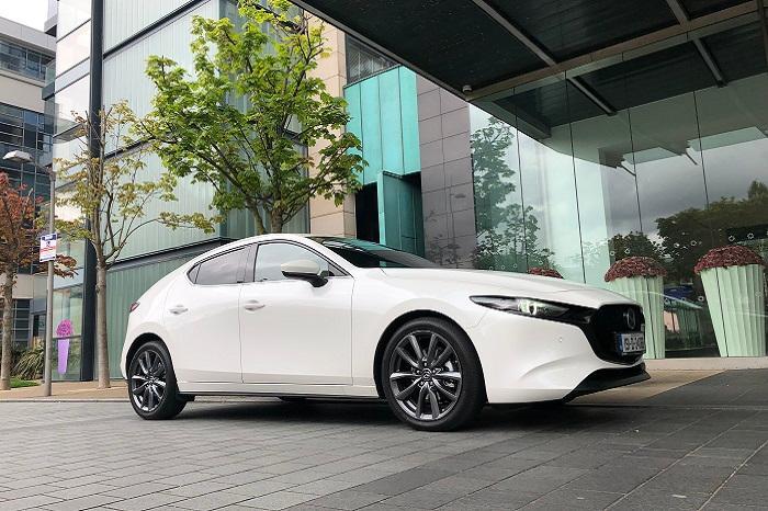 New <a href='https://www.carzone.ie/new-cars/Mazda/Mazda3'>Mazda3</a>