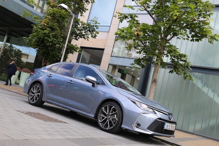 Toyota Corolla Hybrid Saloon