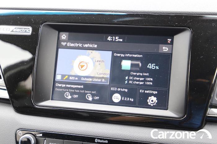 <a href='https://www.carzone.ie/new-cars/Kia'>Kia</a>  e-Niro electric range
