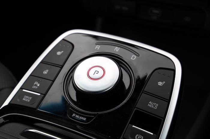 Kia e-Niro drive