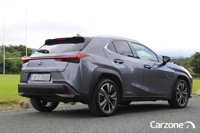 <a href='https://www.carzone.ie/new-cars/Lexus'>Lexus</a>  Ireland <a href='https://www.carzone.ie/new-cars/Lexus/UX'>UX</a>  SUV