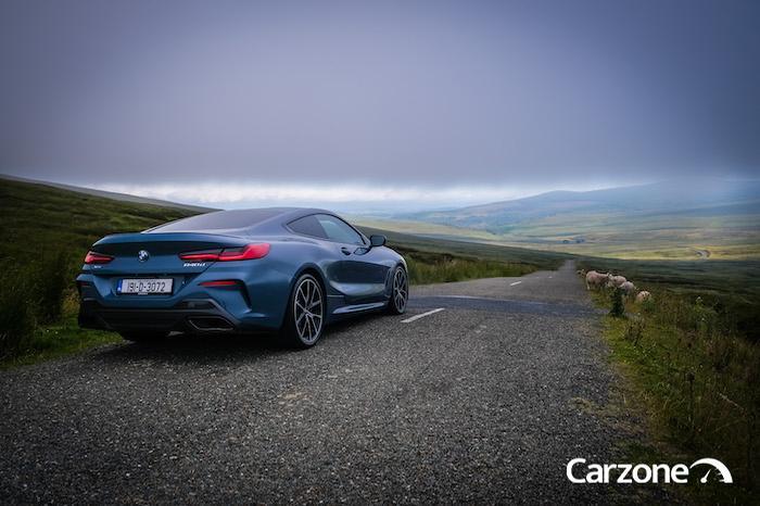 <a href='https://www.carzone.ie/new-cars/BMW'>BMW</a>  8 Series Barcelona Blue