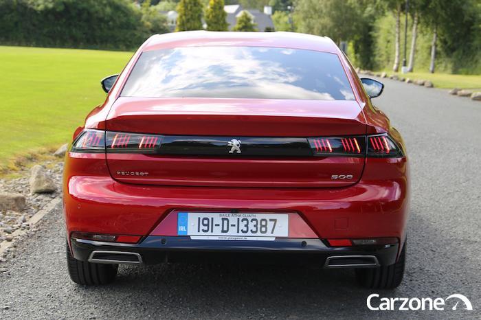 Peugeot Ireland 508 2020
