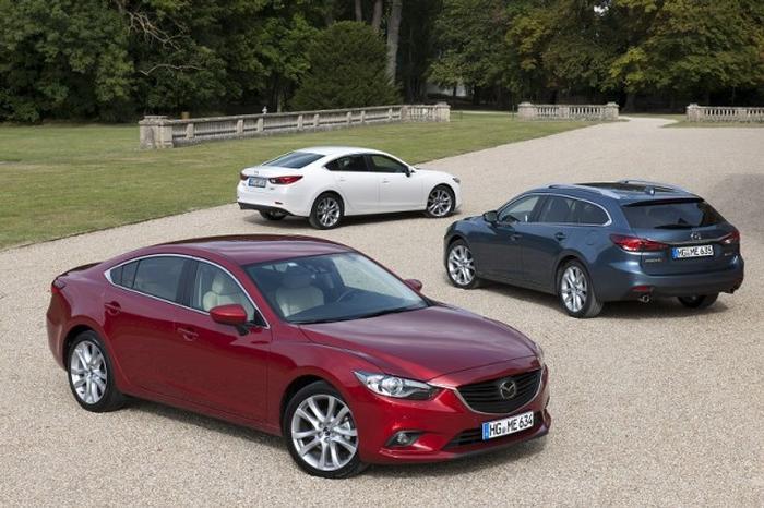 Mazda 6 Review