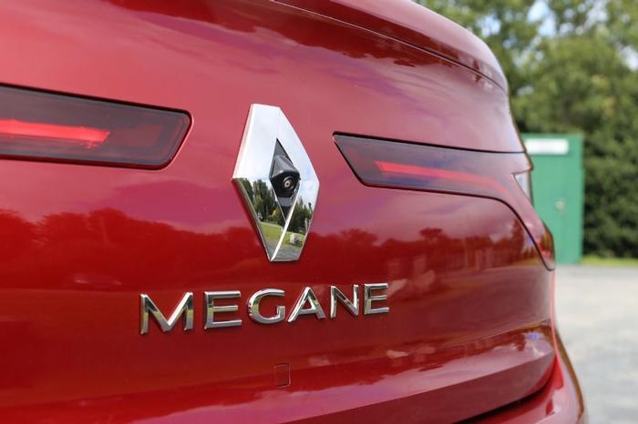 Renault Megane Camera