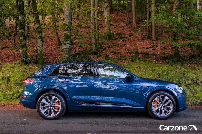 Audi e-tron Ireland