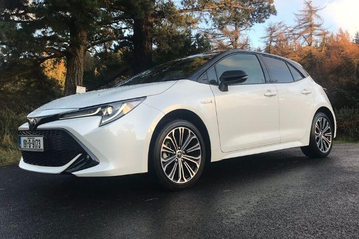 <a href='https://www.carzone.ie/new-cars/Toyota'>Toyota</a>  Corolla Ireland