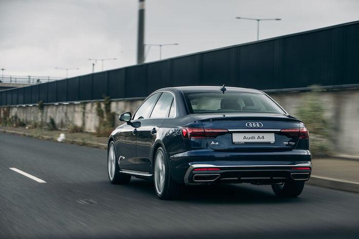 <a href='https://www.carzone.ie/new-cars/Audi'>Audi</a>  Ireland <a href='https://www.carzone.ie/new-cars/Audi/A4'>A4</a>  35 TDI