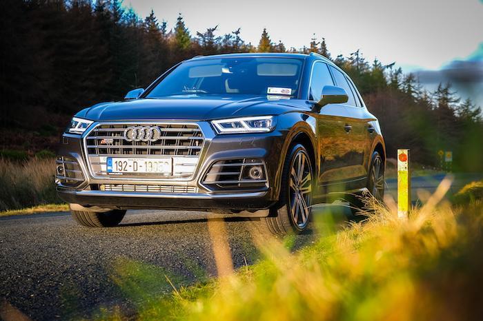 <a href='https://www.carzone.ie/new-cars/Audi'>Audi</a>  SQ5 Ireland