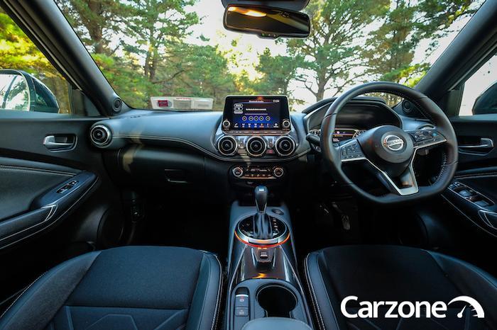 <a href='https://www.carzone.ie/new-cars/Nissan'>Nissan</a>  <a href='https://www.carzone.ie/new-cars/Nissan/JUKE'>JUKE</a>  Interior