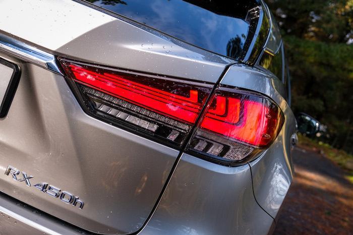 Lexus RX Led lights