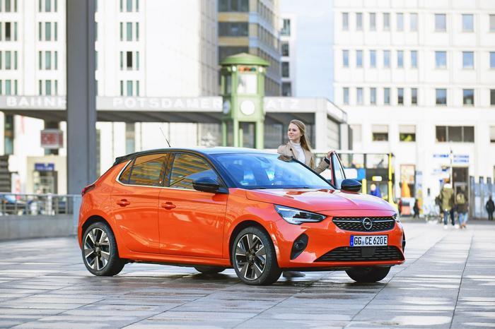 Opel Corsa-e Review
