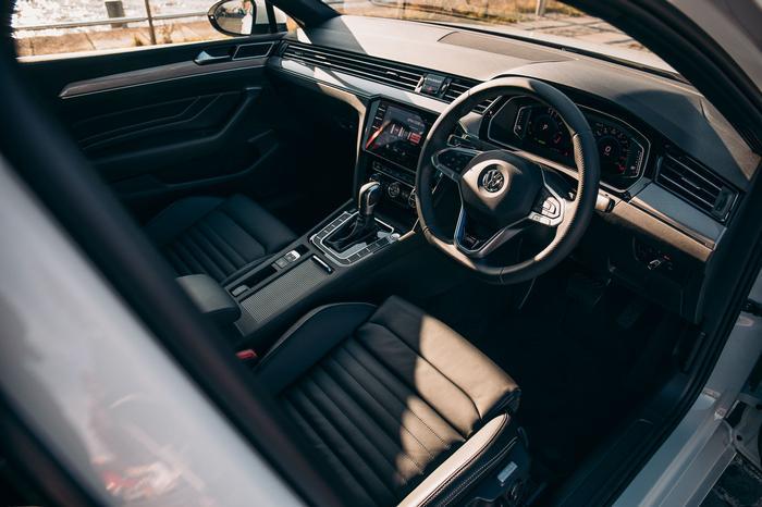 Volkswagen Passat Electric