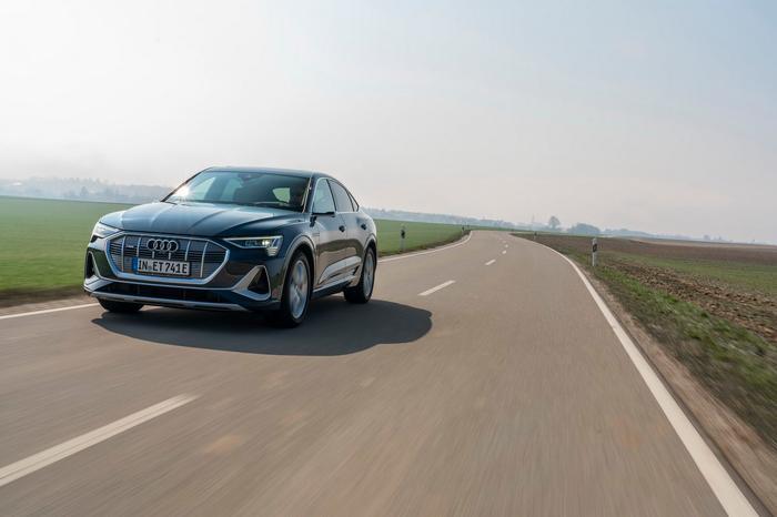 Audi e-tron Sportback Review
