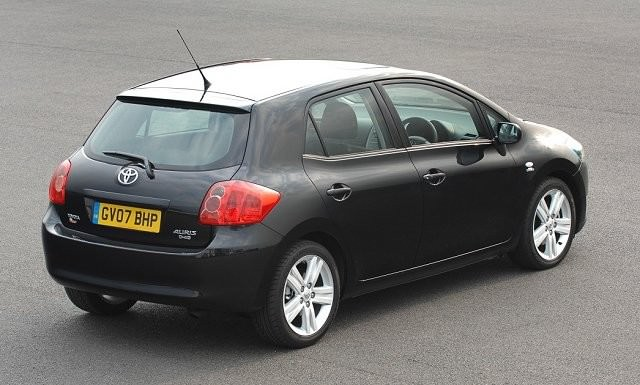 toyota auris 2007 carzone used car buying guides. Black Bedroom Furniture Sets. Home Design Ideas