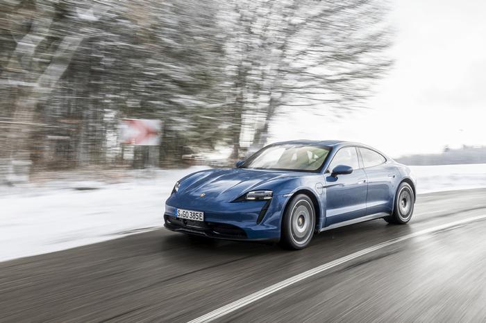 Porsche Taycan Review