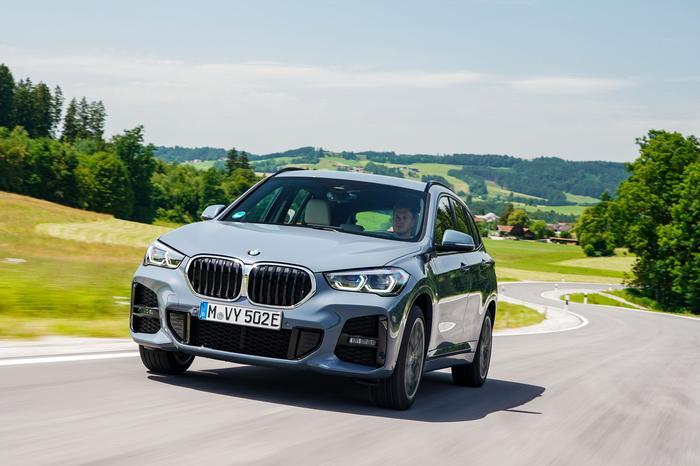 BMW X1 xDrive25e Review