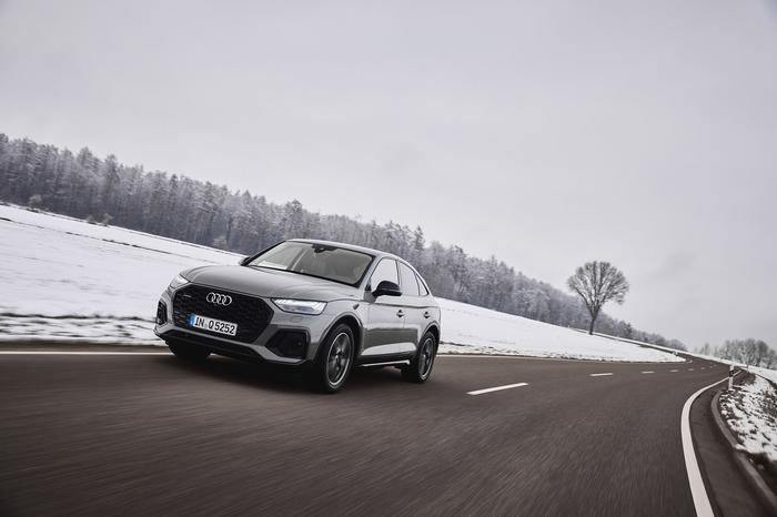 Audi Q5 Sportback Review