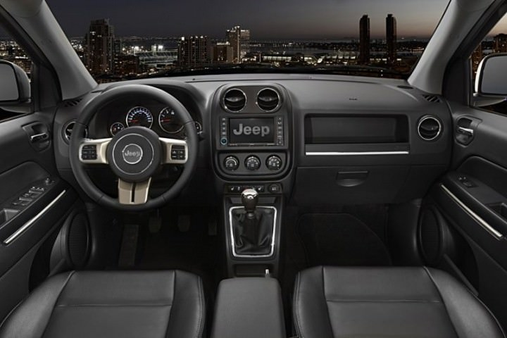 Jeep Compass Review Carzone New Car Review